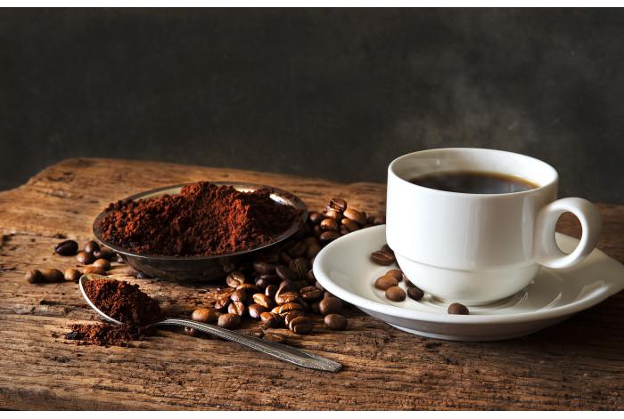 Модульная картина Ароматы кофе